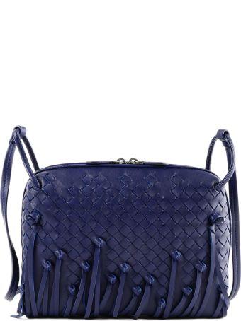 Bottega Veneta Fringed Nodini Shoulder Bag