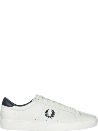 Fred Perry  Shoes Leather Trainers Sneakers Spencer
