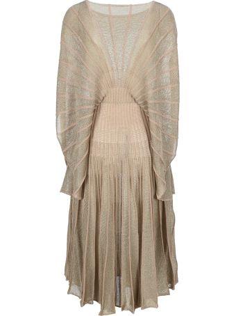 Stella McCartney Knit And Lurex Midi Dress