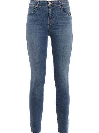 J Brand Alana Skinny Jeans