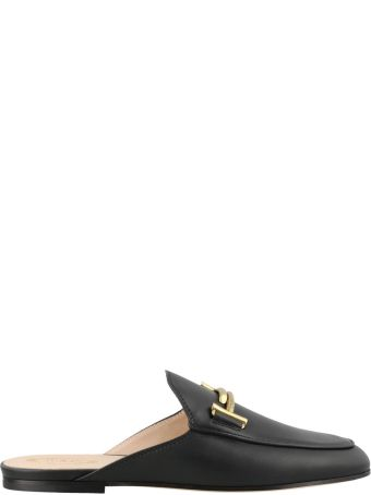 Tod's Sabot Double T
