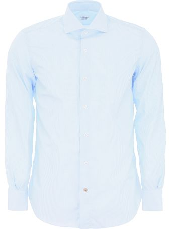 Mazzarelli Striped Shirt