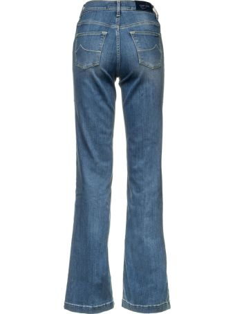 Jacob Cohen Jacob Cohen Wide-leg Jeans