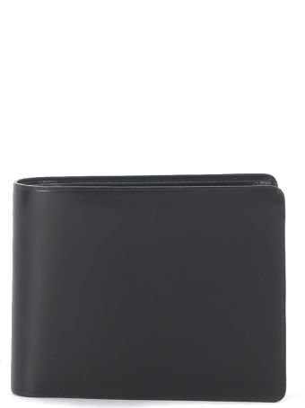 Il Bussetto Black Leather Wallet