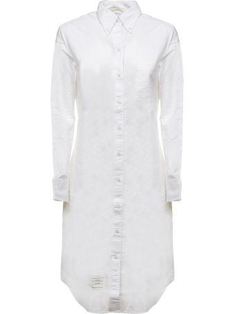 Thom Browne Classic Shirt Dress