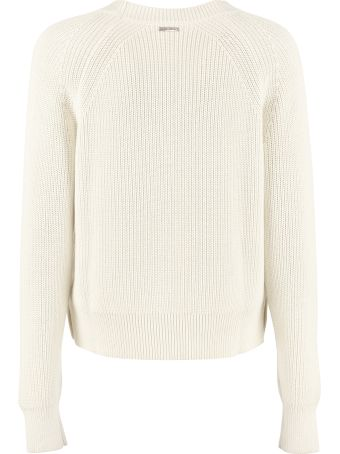MICHAEL Michael Kors Ribbed Cotton Sweater