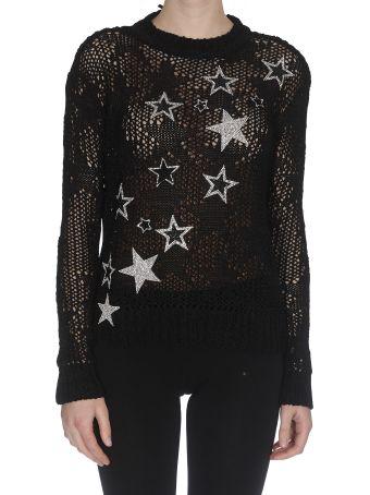 Faith Connexion Stars Knit Sweater