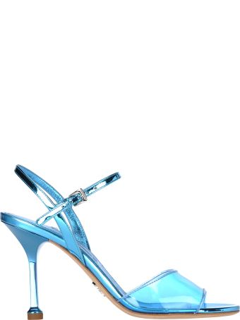 Prada Plexi Sandal