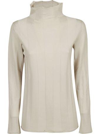 Peserico Pleated Sweater