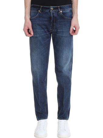 Golden Goose Free Blue Denim Jeans