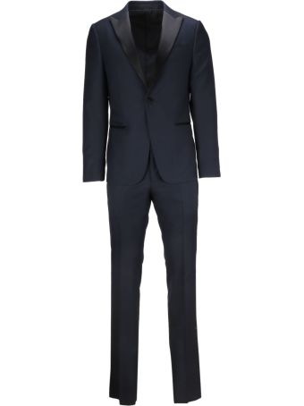 Z Zegna Two-piece Dinner Suit