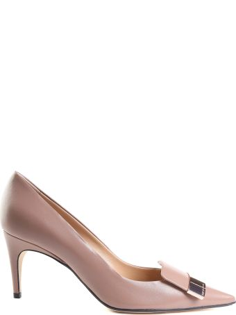 Sergio Rossi Sr1 Leather Pumps
