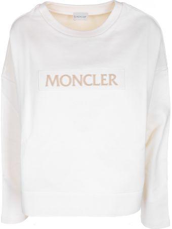 Moncler Logo Patch Sweatshirt