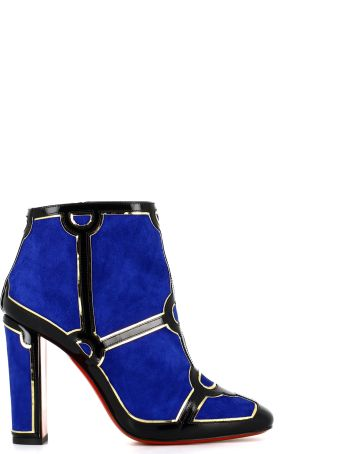 """Christian Louboutin Ankle Boot """"interior Boot 100"""""""