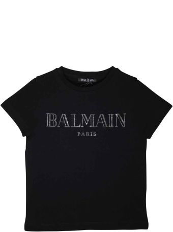 Balmain Black T-shirt