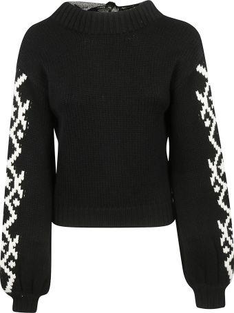 Alanui Star Intarsia Sweater