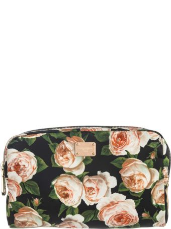 Dolce & Gabbana  Travel Makeup Beauty Case In Nylon