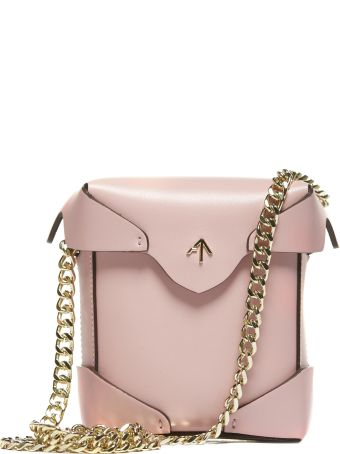 MANU Atelier Pristine Mini Shoulder Bag