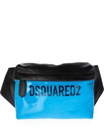 Dsquared2 Laminated Logo Backpack