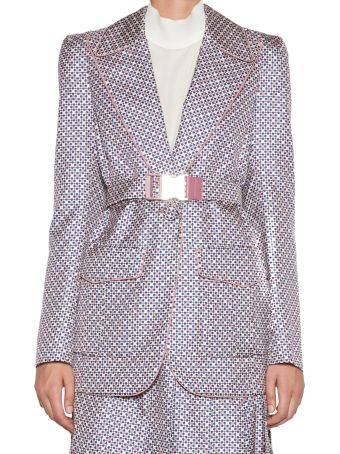 Fendi 'romantic Silk' Jacket
