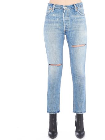 RE/DONE 'ripped' Jeans