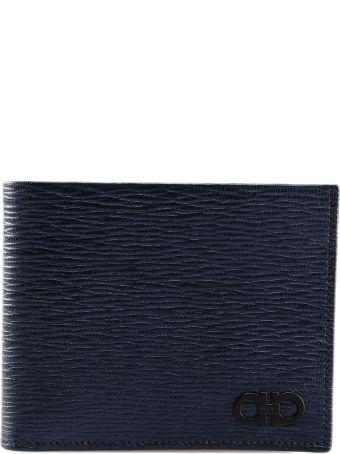 Salvatore Ferragamo Embellished Bi-fold Wallet