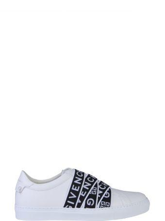 Givenchy Webbing Logo Sneakers