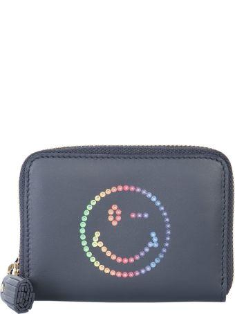 Anya Hindmarch Rainbow Wink Wallet