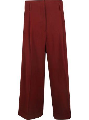 Ibrigu Wide-leg Trousers