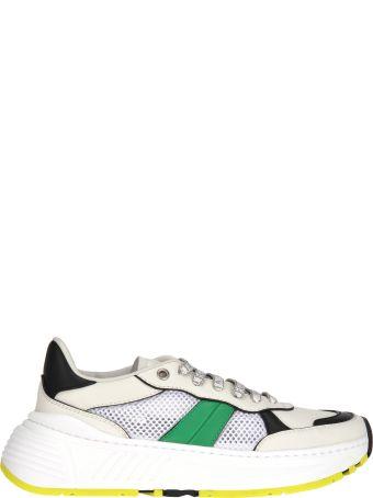 Bottega Veneta Bottega Veneta Mesh Low-top Sneakers