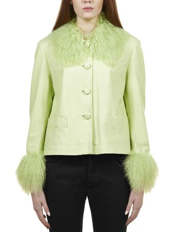 Saks Potts Fringed Jacket
