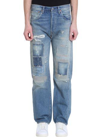 Levi's Vintage Clothing Rocket City Blue Denim Jeans