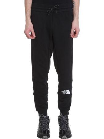 The North Face Black Cotton Pants