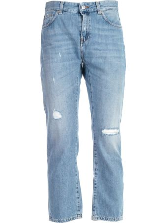 Department 5 Department Five Distressed Jeans