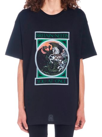 REPRESENT 'george And The Dragon' T-shirt