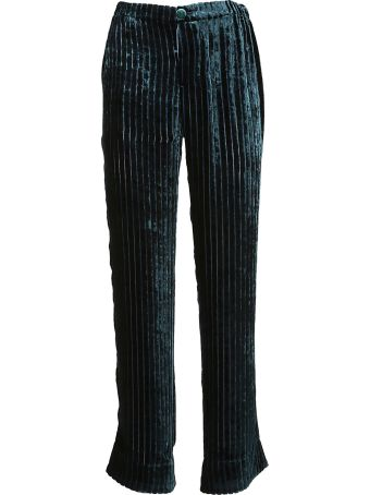For Restless Sleepers F.r.s For Restless Sleepers Piping Trousers