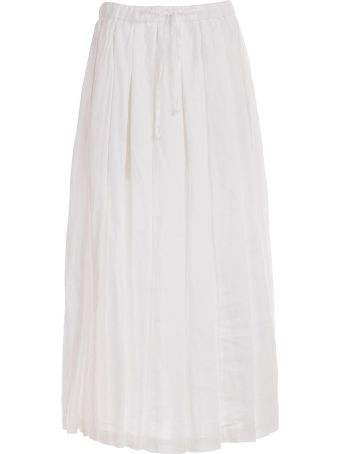 Aspesi Elastic Waist Long Skirt