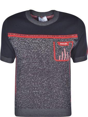 Prada Logo Sweater