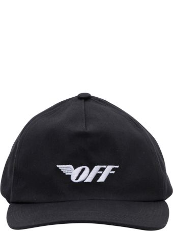Off-White Winged Logo Cap