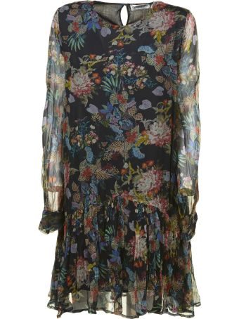 Essentiel Floral Print Dress