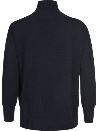 Max Mara The Cube Roll Neck Sweater