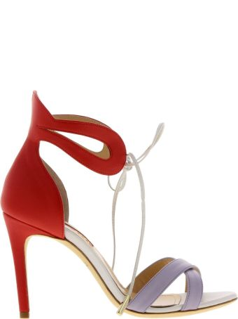 Racine Carrée Racine Carree Heeled Sandals Shoes Women Racine Carree