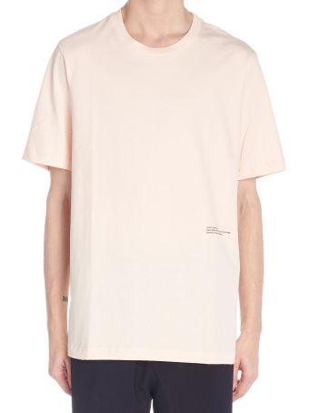 OAMC 'spaceship Heart' T-shirt