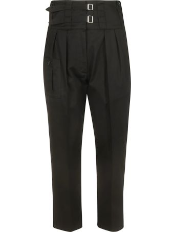 Dolce & Gabbana Buckled Front Trousers