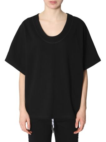McQ Alexander McQueen Sweatshirt With Short Sleeves