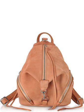 Rebecca Minkoff Desert Nubuck Julian Medium Backpack