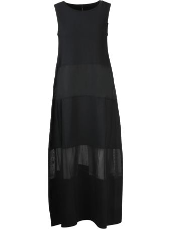 PierAntonioGaspari Paneled Long Dress