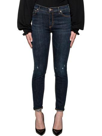 Dondup Dark Blue Luriel Denim Jeans
