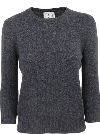 f cashmere Slim Fit Sweater