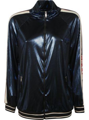 Gucci Striped Trim Jacket